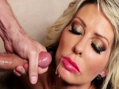 Amazing Mature Girl Like Sperm In Face By Oopscams