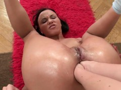 unusual-lesbo-stunners-are-stretching-and-fist-fucking-butt