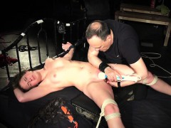 domination-slave-game-with-young-bondage-slave-girl-swallows