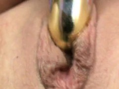 Lovable Teenie Is Gaping Tight Vagina In Close Up And Coming