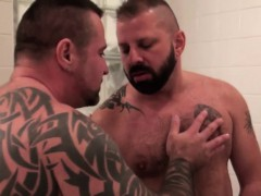 inked-top-bear-assfucking-in-the-shower