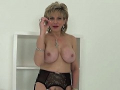 cheating british milf lady sonia showcases her huge hoote