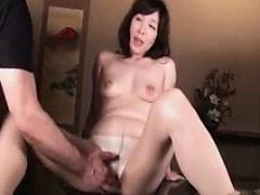 horny-milf-is-caressed-and-fondled-then-fingered-by-a-youn