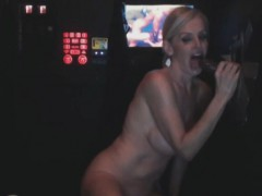 Sucking Bbc From Glory Hole For Huge Facial Cumshot