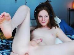 sexy-brunette-tranny-fucks-her-tight-ass
