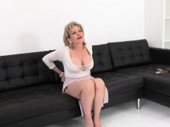 Adulterous English Milf Lady Sonia Exposes Her Monster Hoote