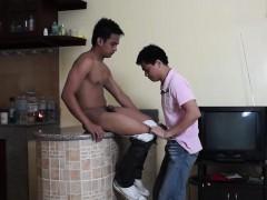 Asian Boys Vahn And Willy Barebacking
