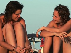 nudist beach voyeur vid with amazing nudist teens Hot