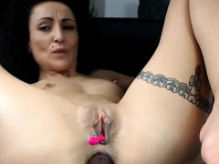 hot-milf-fucked-her-tasty-ass-with-a-dildo