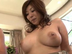 naho-hadsuki-gets-jizz-on-her-huge-melons
