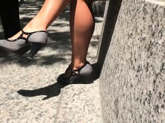 public foot fetish