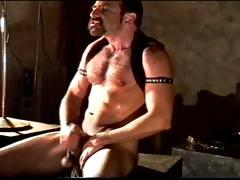 self-cbt-session-by-a-hairy-muscular-man-he-s-getting-off
