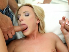 kristal kaytlin ass widespread and deep fucked on butt WWW.ONSEXO.COM