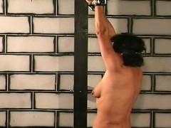 Woman Coarse Tit Torture Clip Scene
