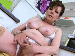 europemature hairy vagina granny solo seduction