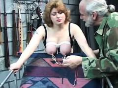 Big Boobs Hotties Extraordinary Bondage Porn Play