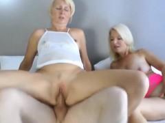 2 deutsche tanten treiben es mit ihrem jungen neffen