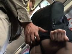 chick-dozes-off-and-gets-completely-used-in-public-transport