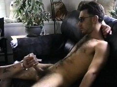 Straight Boy Paulie Blow and Stroke