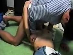 Asian Amateur Couple Fuck On Webcam