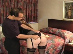 Ebony Sweetheart Gets Strapped And Mistreated Like A Whore