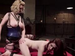 Mistress Dominated Her Slave