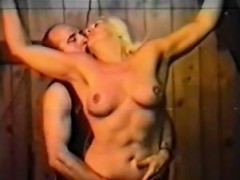 bdsm deep fisting for blond mature WWW.ONSEXO.COM