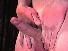 Naughty Mature Guy Loves Playing With Himself When Solo