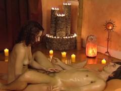 A Lingham Massage Sensation
