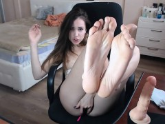sexy-little-boobed-camgirl-teases-and-masturbates