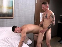 Muscle Military Anal Sex And Cumshot