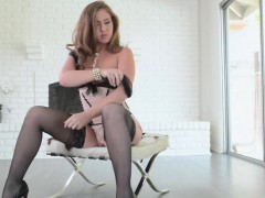 Babes - Black is Better - Maddy OReilly and R