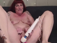 chubby redhead needs cock she has only toys WWW.ONSEXO.COM