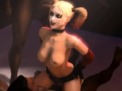 Batman Harley Quinn 3d Sex Compilation Part 13