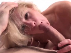 Old And Young Couple Makes Love