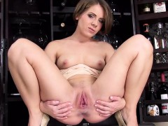 Sexy Czech Chick Gapes Her Juicy Vagina To The Special97bui
