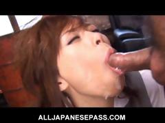 bound-japanese-babe-in-dress-suit-gags-on-cum