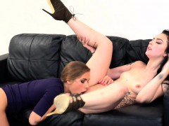 female agent alessa savage hot strap on fuck WWW.ONSEXO.COM
