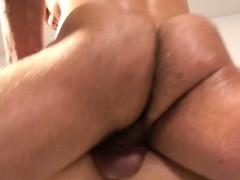Jason Smith Anally Rails His Butt Buddy Jeffrey Lloyd