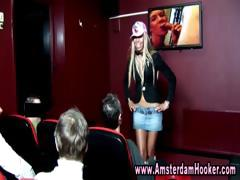 hot-blonde-hooker-striptease