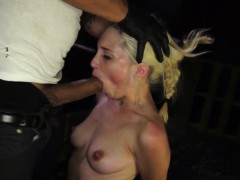 naked slave xxx helpless girl piper perri was on her way