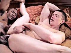 Big Dick Gay Anal Sex And Cum Swap