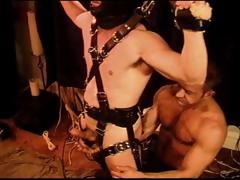 Extreme Cbt Session, Tt, Ball Bashing With Weights, Bondage