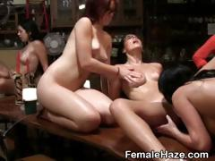 college-amateur-girls-dyke-out-at-hazing-party
