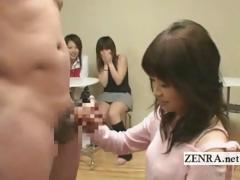 subtitled-kinky-japan-handjob-in-front-of-real-friends