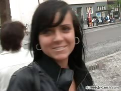 Cute Amateur Girl Gets Tricked Into Part2