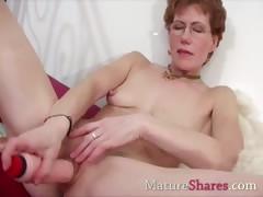 pretty-mom-intense-toy-fucking