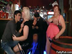 crazy-plump-chicks-have-fun-in-the-bar