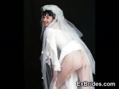 These Virgin Brides Cant Wait Any Longer!
