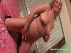 horny-mature-in-boots-vibrating-her-pink-cunt